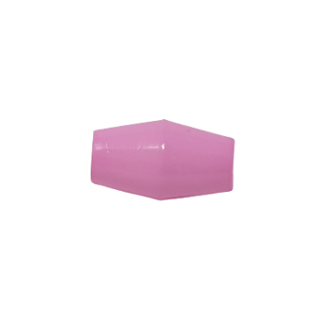 19mm Pink Toggle Button