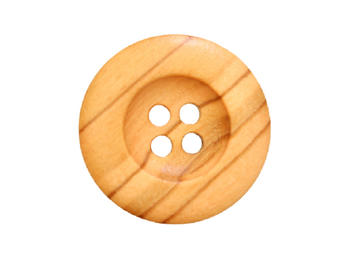 23mm Wooden Button