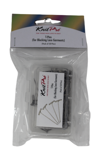 KnitPro Lace Blocking T-Pins
