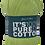 Thumbnail: James C Brett It's 100% Pure Cotton DK Lime IC13