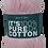 Thumbnail: James C  Brett It's 100% Pure Cotton DK Light Pink IC06