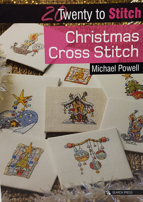 Twenty to Make Knitted - Christmas Cross Stitch by Michael Powell