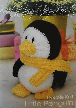 Little Penguin Knitting Pattern KBP-210
