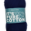 Thumbnail: James C Brett It's 100% Pure Cotton DK Navy IC11