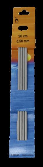 Pony 20cm Double Point Needles 3.5mm