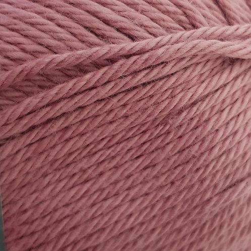James C Brett It's 100% Pure Cotton DK Dusky Pink IC17