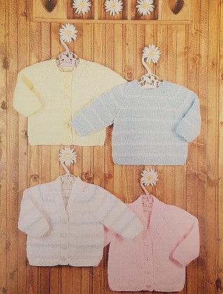 7177 Teddy DK Baby Classics Sweater & Cardigans