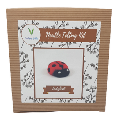 Ladybird Felting Kit