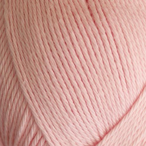 James C Brett It's 100% Pure Cotton DK Light Pink ICO6