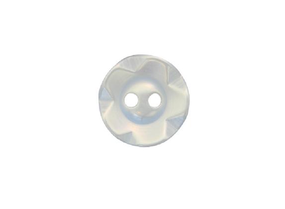 14mm Blue Fruit Gum Button