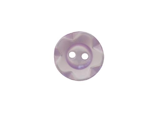14mm Lilac Fruit Gum Button