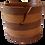 Thumbnail: Hand Made Wooden Yarn Bowl