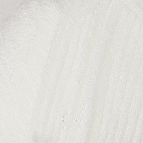 James C Brett Top Value Chunky White TC04