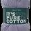 Thumbnail: James C  Brett It's 100% Pure Cotton DK Light Purple IC03