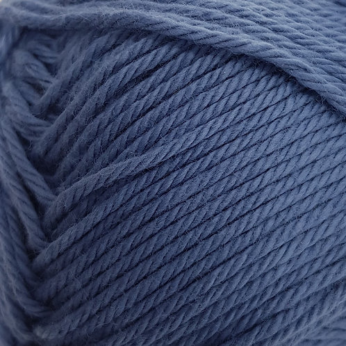 James C Brett It's 100% Pure Cotton DK Blue IC15