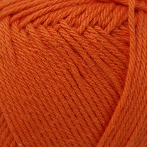 James C Brett It's 100% Pure Cotton DK Orange IC14