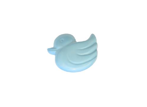 15mm Pale Blue Duck Button