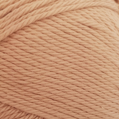 James C Brett It's 100% Pure Cotton DK Beige  IC01