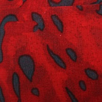 Red Heart Sassy Fabric - Red/Navy