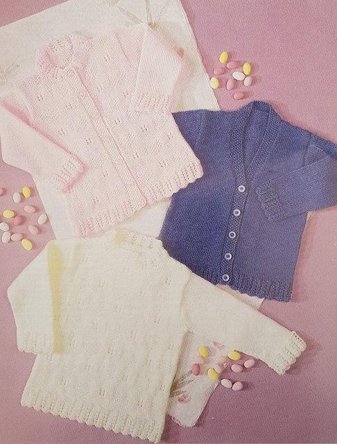 7190 Sweater & Cardigans in Teddy DK