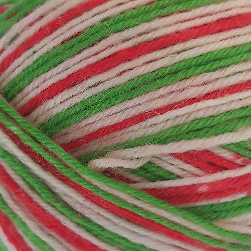 WYS Signature 4 Ply Candy Cane 1283
