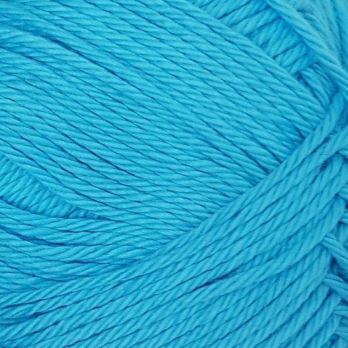 James C Brett It's 100% Pure Cotton DK Turquoise IC08