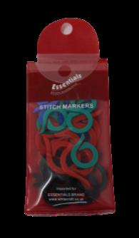Essentials Split Ring Stitch Markers