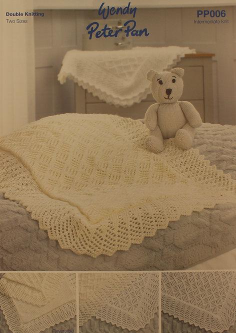 PP006 Blankets & Teddy in Peter Pan DK