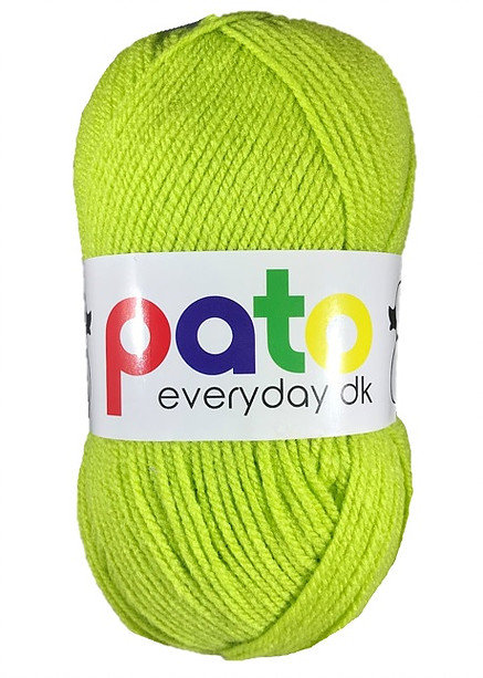 Pato Everyday Value DK Pear Green 967