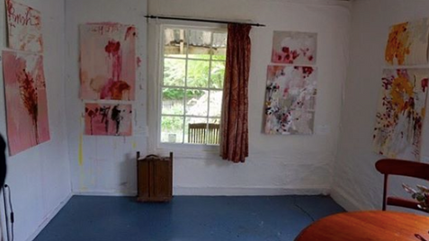 ARTIST RESIDENCY | Hill End, Murray's Cottage