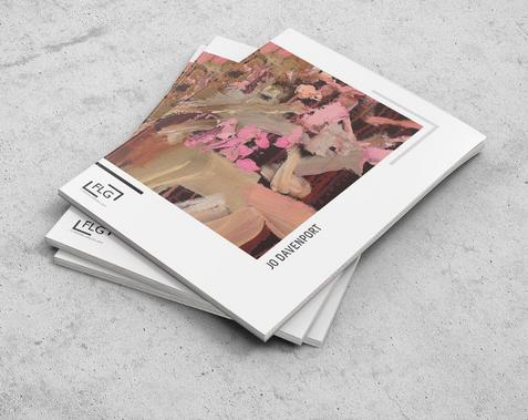 PUBLICATION | Jo Davenport Monograph, FLG