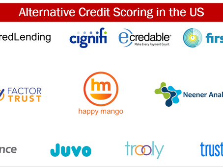 Alternative Credit Scoring in the US: Innovators Applying Data Science to Unlock Financial Potential