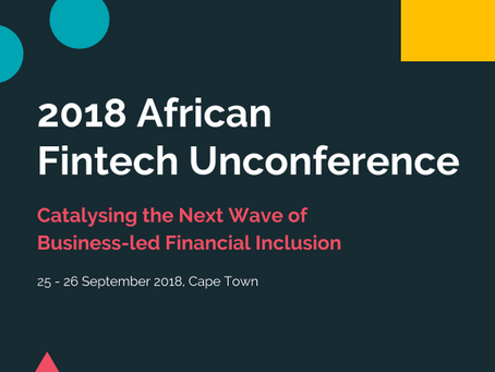 First Access at African Fintech Unconference 2018