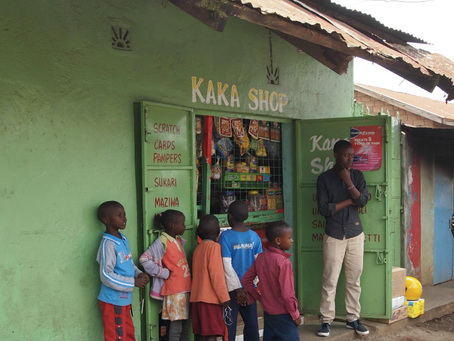 Nairobi Slum Offers Test Bed for Tech Helping the World's Unbanked
