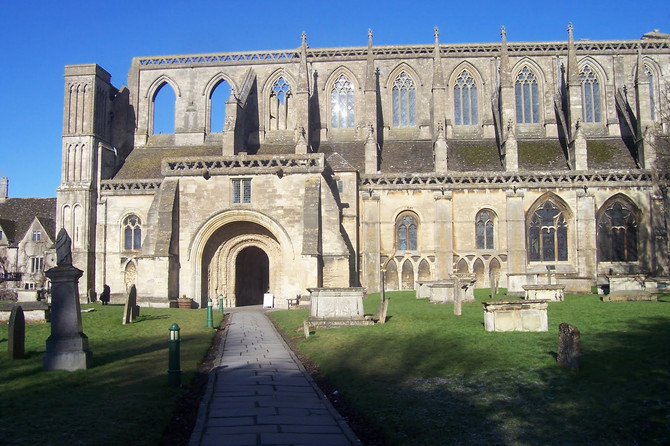 Maundy Thursday at Malmesbury Abbey