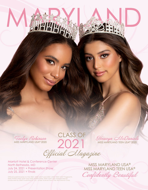MISS MARYLAND COVER