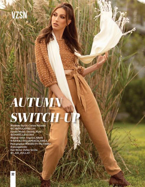 VZSN Magazine %7C ISSUE 8 %7C November 2