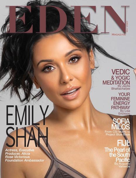 Eden Magazine Cover