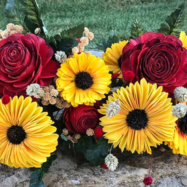 Sunflowers and Roses.jpg