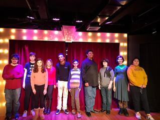 Our First Improv Comedy Show