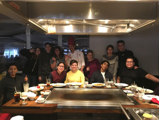 An Extraordinary Cooking Experience at Benihana