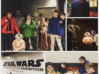 Discovery Times Square: Star Wars Exhibit