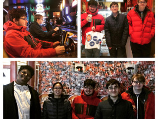 Fun and Games at Dave & Busters