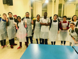 Annual Teenzgiving: Xavier Mission Meal Service