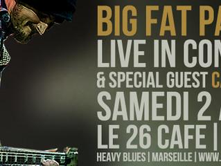 Live au 26 Café (Marseille - 13)