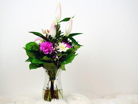 Få dine blomster til at holde længere.