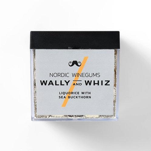 Wally and Whiz Vingummi - Lakrids med Havtorn