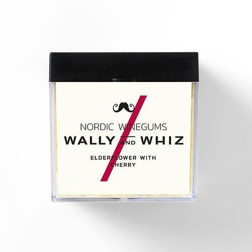 Wally and Whiz Vingummi - Hyldeblomst med kirsebær