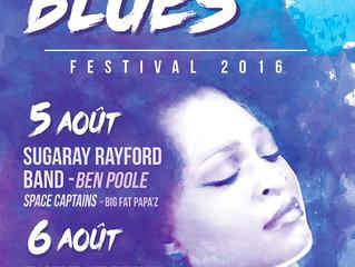 Bagnols Blues Festival 2016