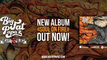 "New Album ""Soul On Fire"" OUT NOW !!"